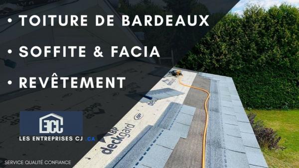 image annonce Les Entreprises CJ - Rénovation résidentielle - 450-917-3999