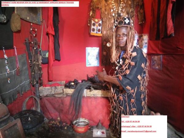 Cherche un vrai marabout africain serieux en france