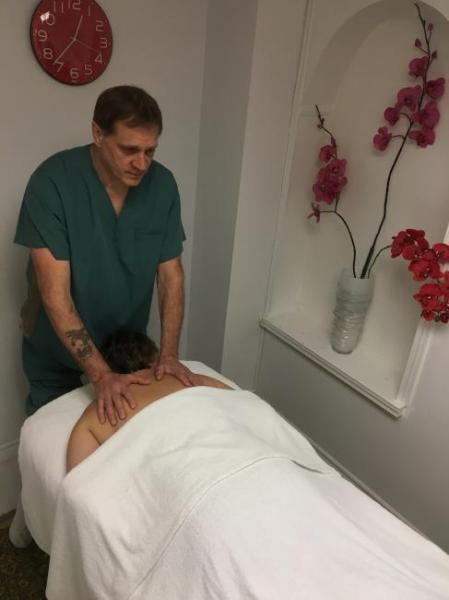 Massage amincisssant en clinique privée