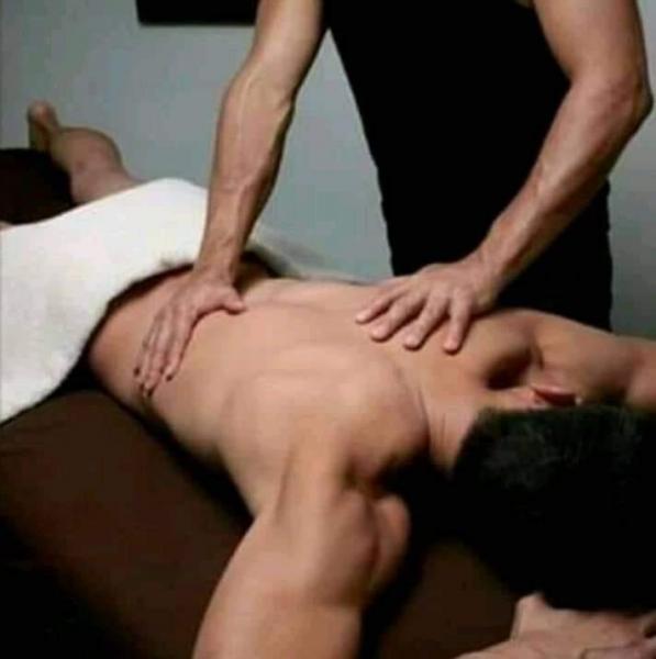 Massage de détente et relaxation