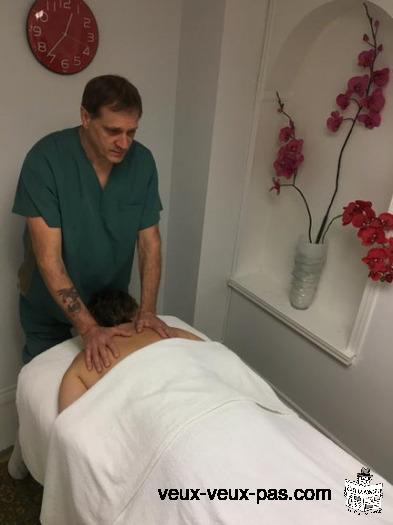 Massage et soins du corps à domicile