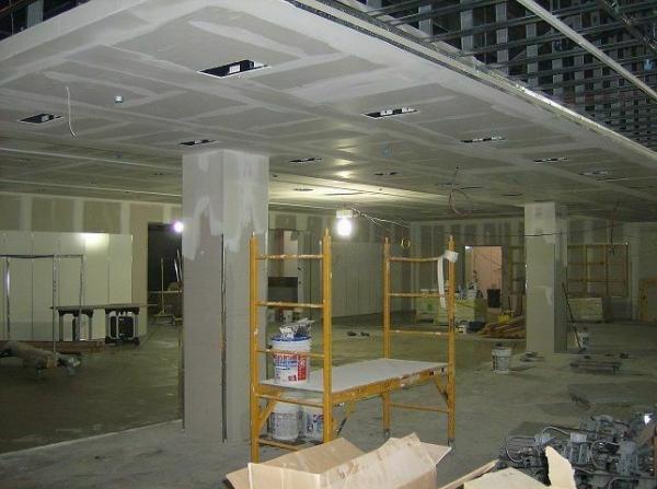 Système intérieur & tirage de joint (aucun résidentiel) - montréal